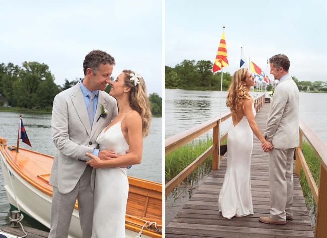 Nautical inspired connecticut wedding gillian william green nautical wedding junglespirit Images