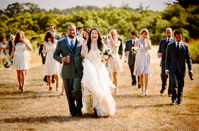 pie ranch wedding
