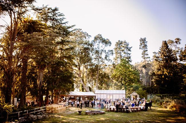 pie ranch wedding