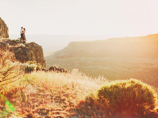 canyon engagement