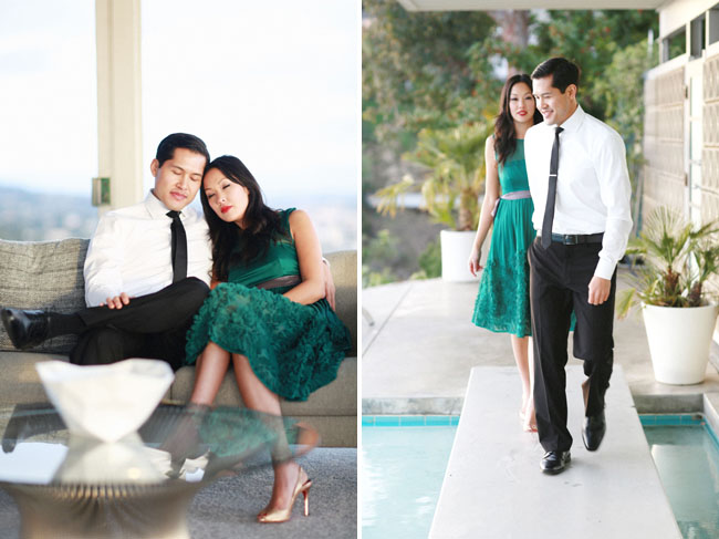 Stahl House engagement