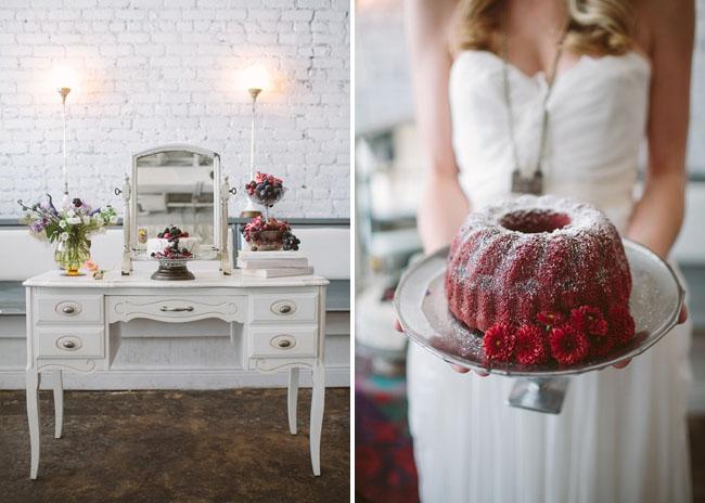 velvet bohemian cakes