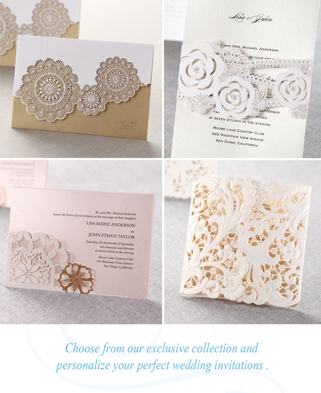 Laser cut wedding invitations from b wedding invitations laser cutweddinginvitations04 filmwisefo