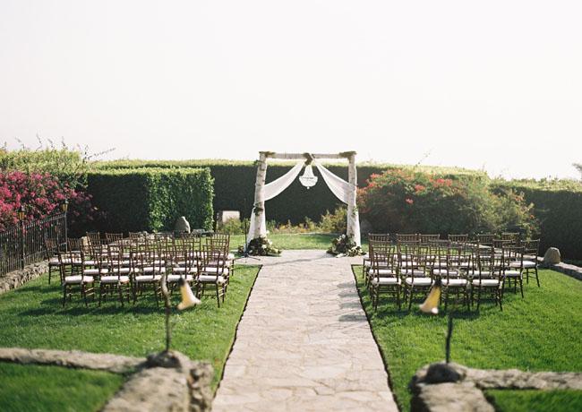 malibu ceremony