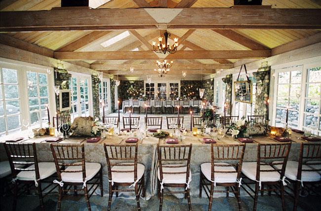 Malibu Enchanted Garden Wedding Andrea Jeff Green Wedding