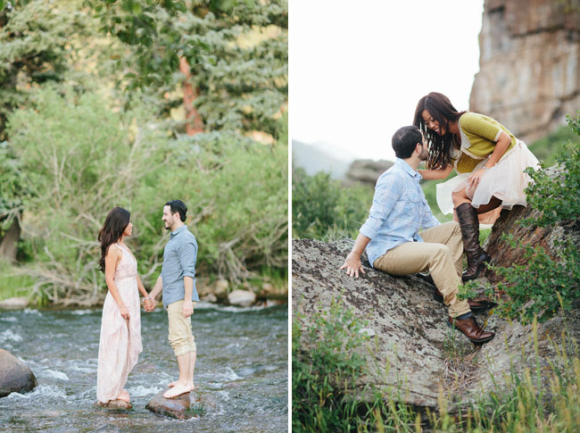 river bed engagement