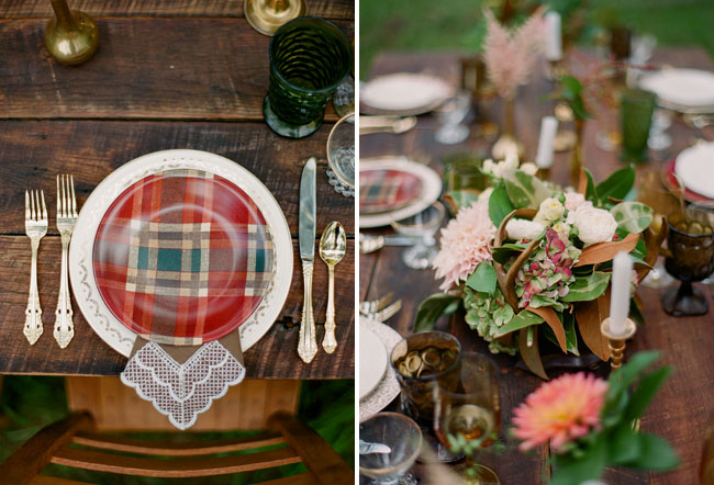 fall rustic inspiration