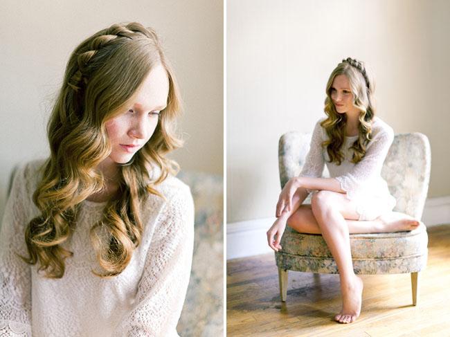 soft fairytale hair DIY