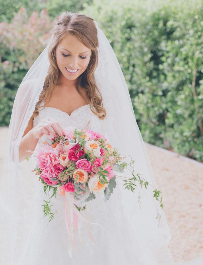 LA bride
