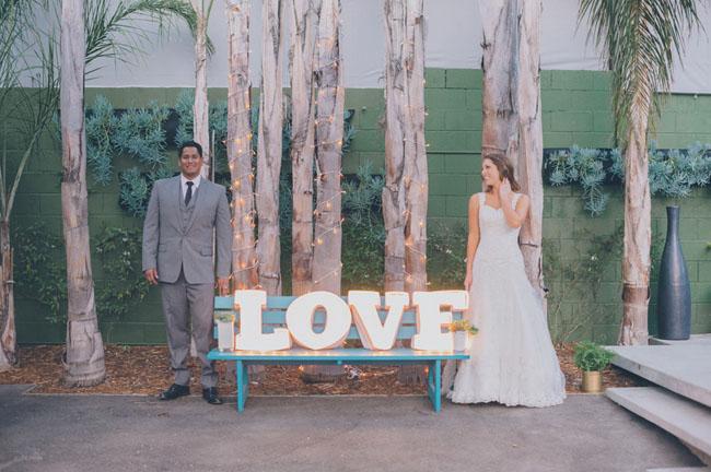 LOVE light sign