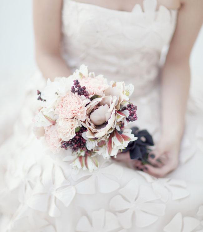 Audrey Hepburn bouquet