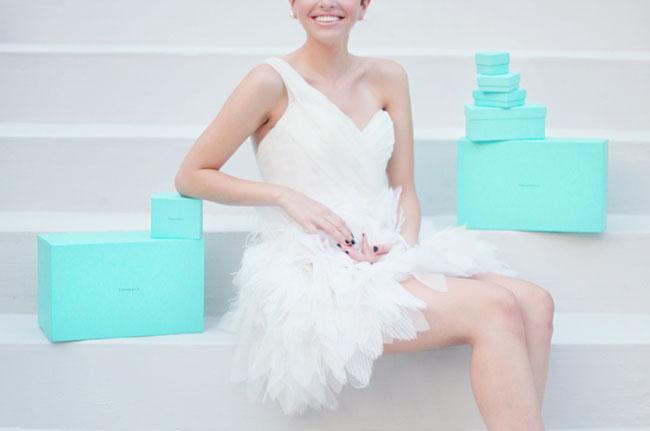 Audrey Hepburn inspired bridal