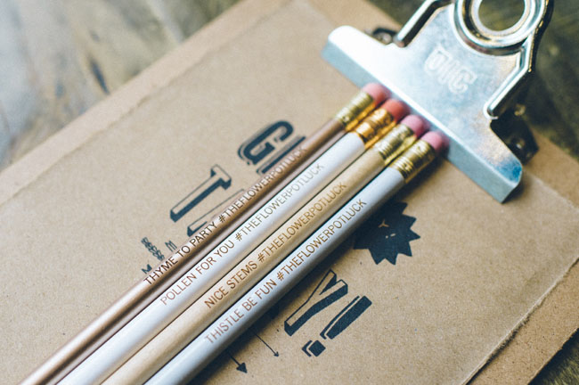 west elm pencils
