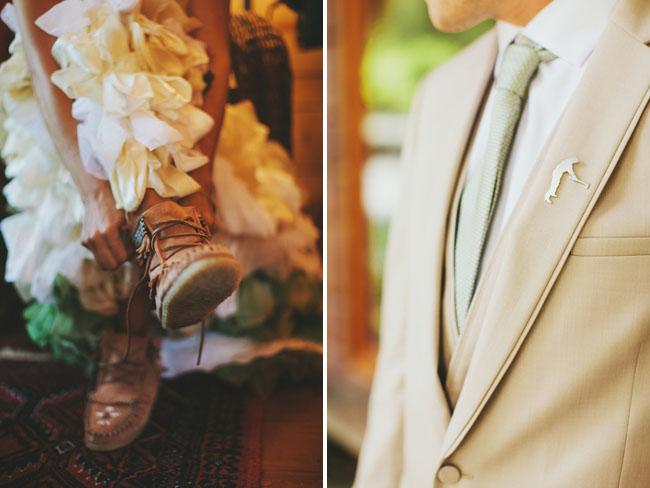 bridal moccasins