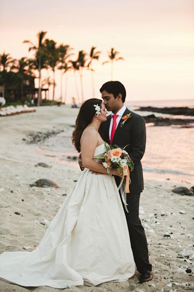 Four Seasons Hualalai Wedding