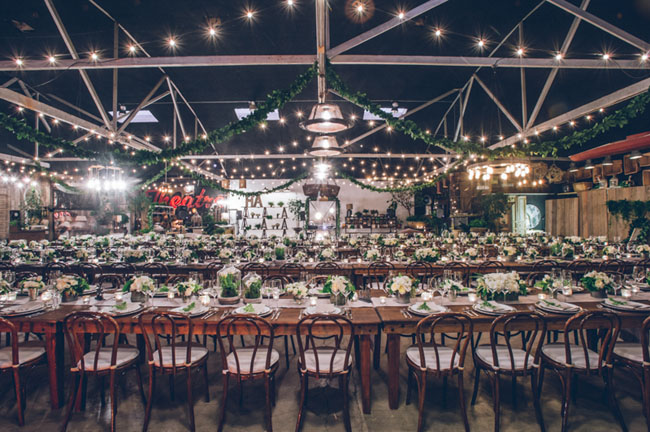 big daddy antique wedding