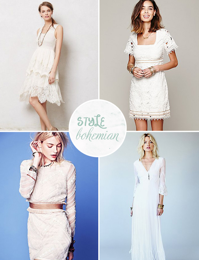 bohemian wedding dresses under $1000