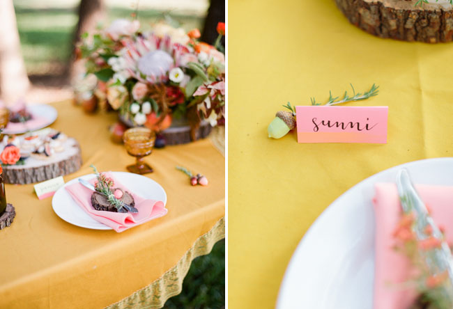 woodland bridal soiree