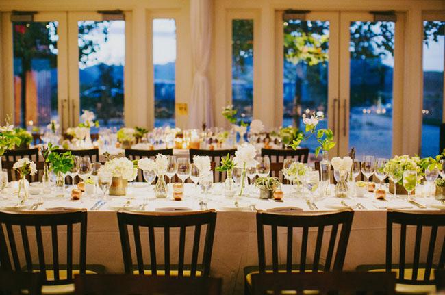 classic table decor