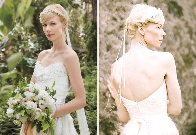 Erin Fetherston Bride Wedding
