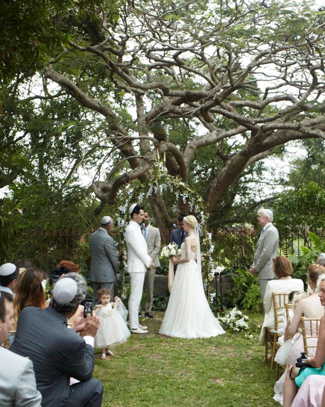 Erin Fetherston wedding