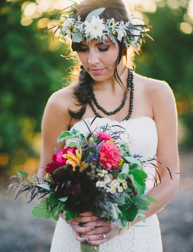 Fair Trade Bohemian Bouquet