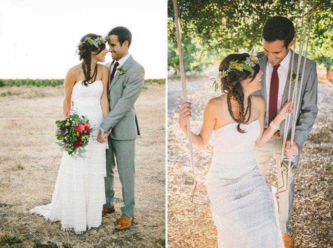Trade Bohemian Wedding Inspiration