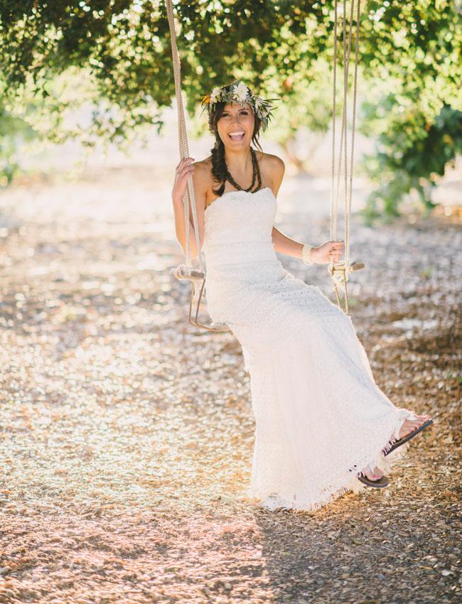 Fair Trade Wedding Dress 25 Good bohemian bride on a