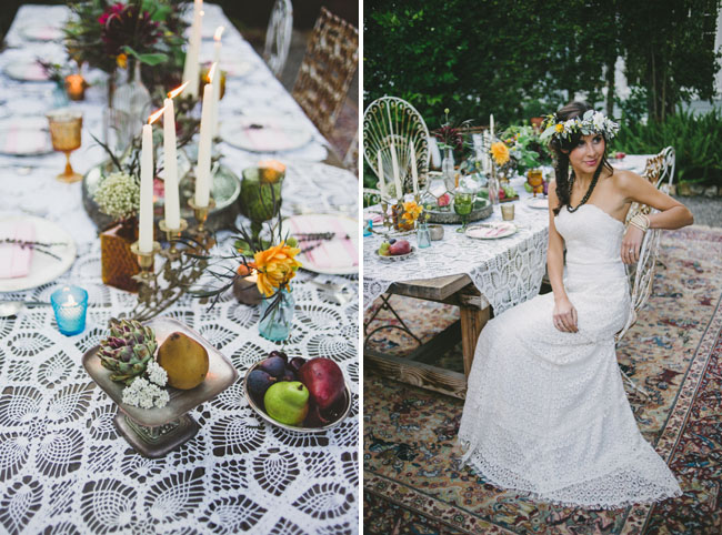 Fair Trade Bohemian Inspired Shoot