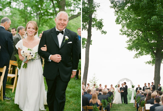outdoor virginia wedding