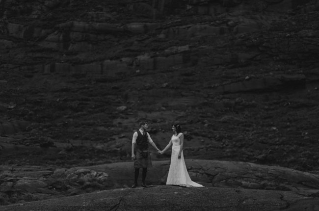 Isle of Skye elopement