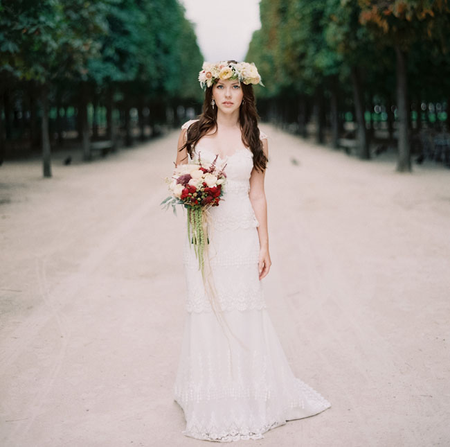 parisian bride