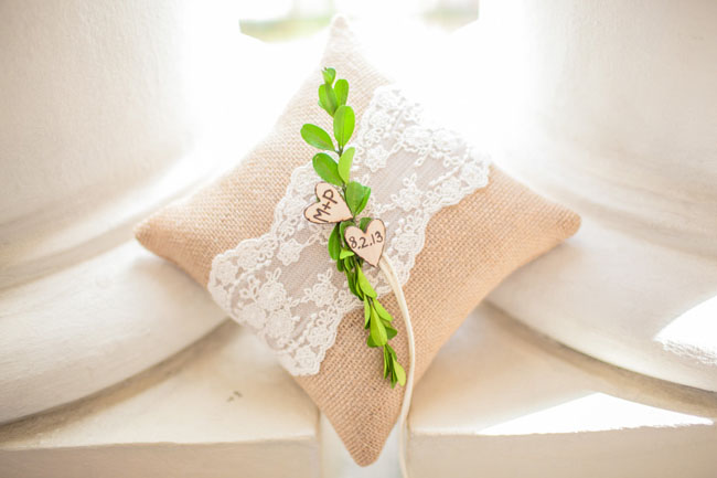 Wedding Pillows For Rings