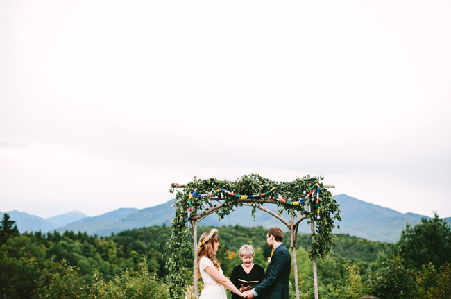 Adirondack Mountains Wedding