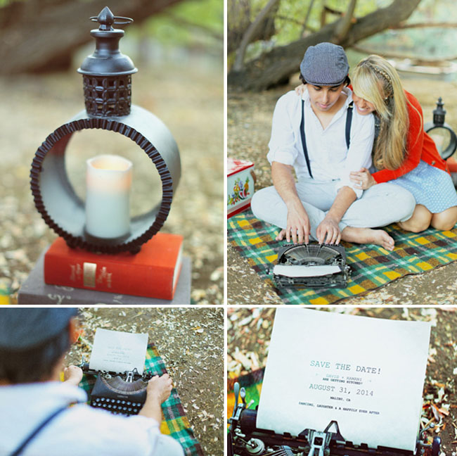 picnic engagement