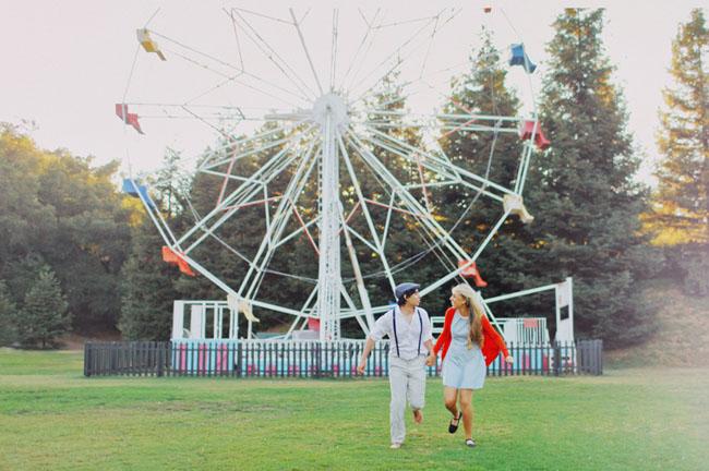 ferris wheel engagement