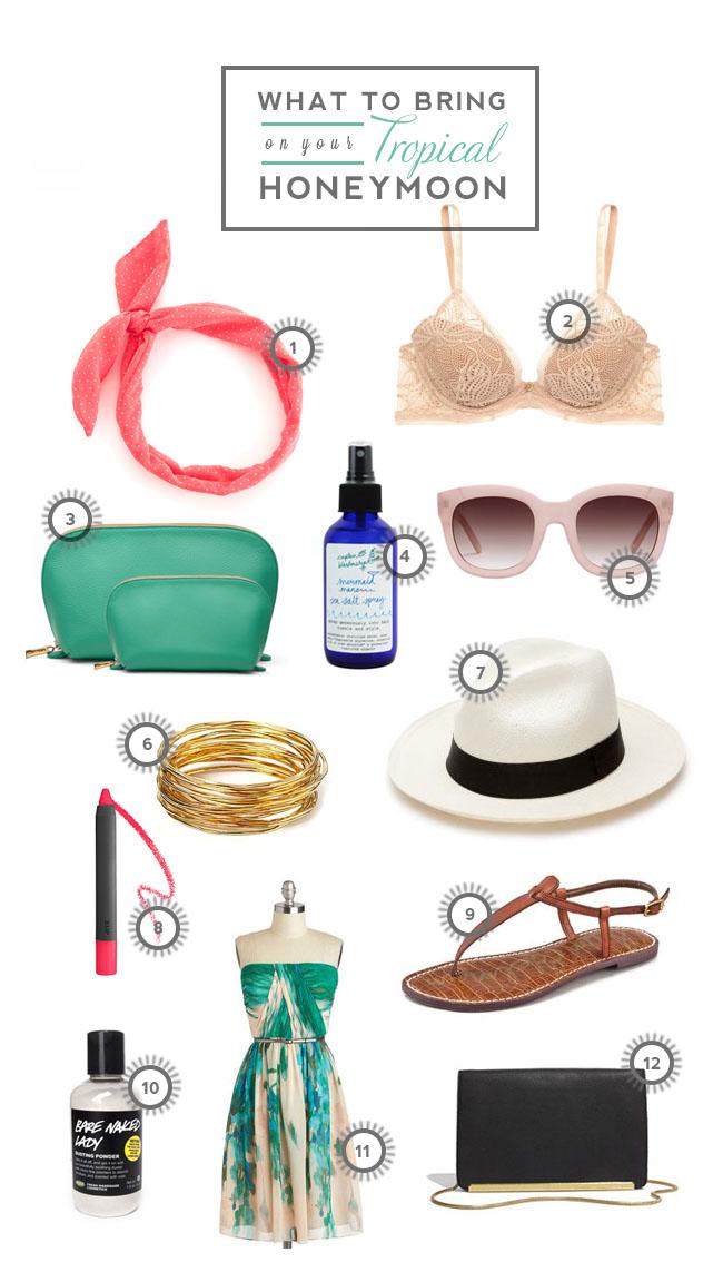 What to Wear Honeymoon