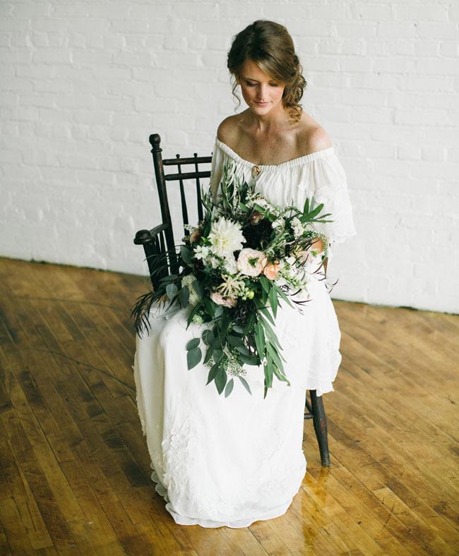 20s modern bride