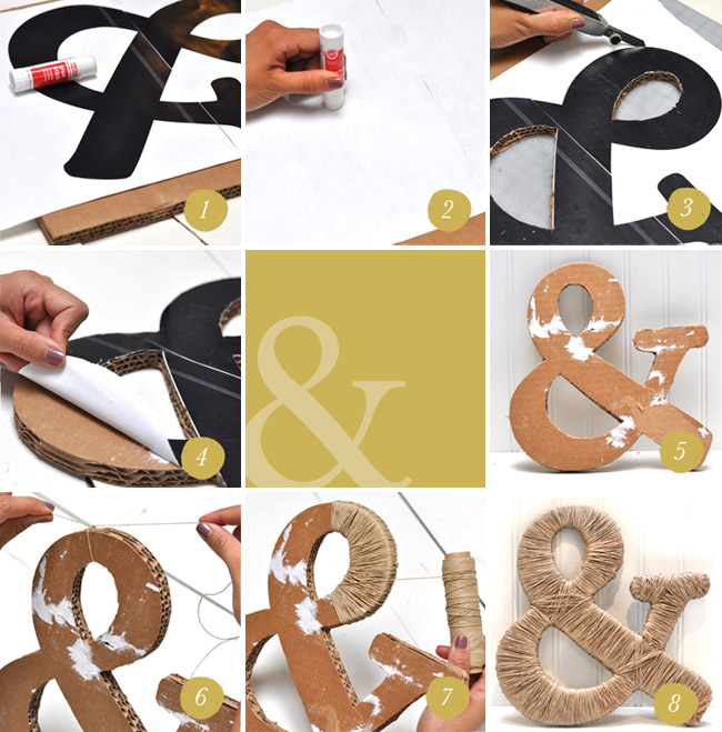 DIY_Twine_ampersand_steps