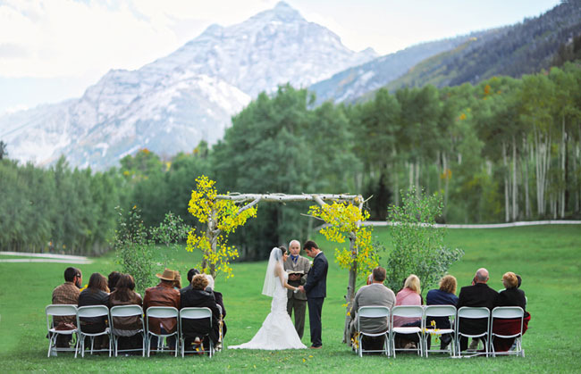 aspen fall ceremony