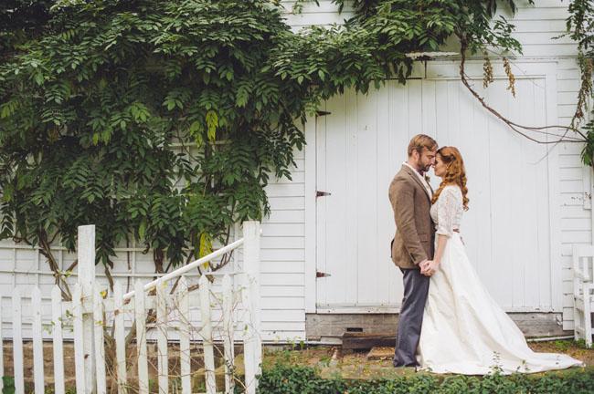 Fall Farm-Style Wedding Inspiration