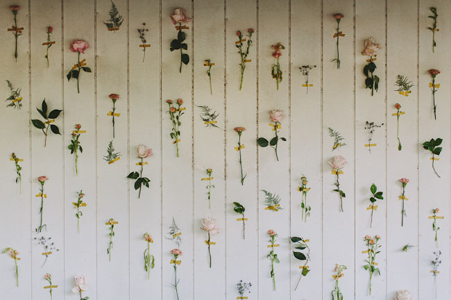 botanical wall