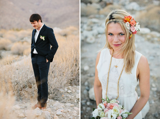 palm springs elopement