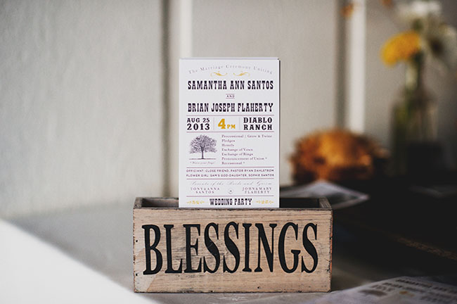 outdoor ranch wedding invite