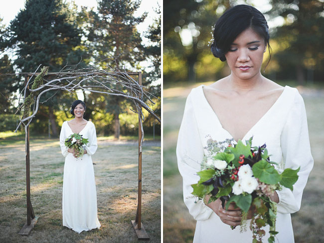 fall bride inspiration