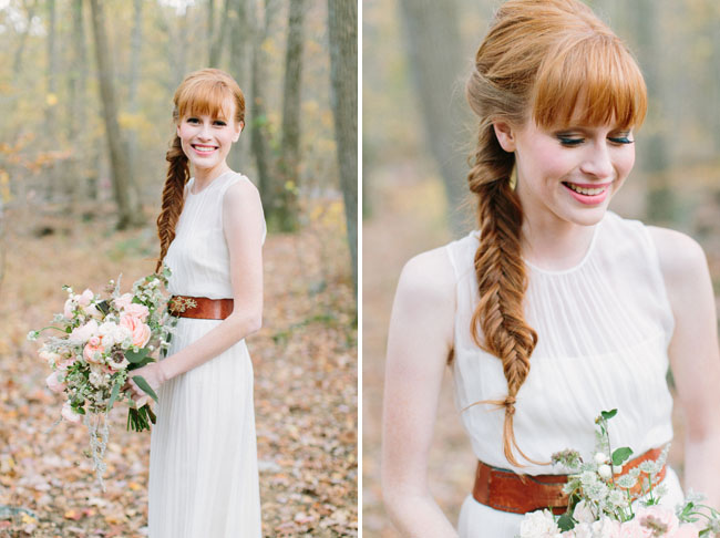 fall bridal