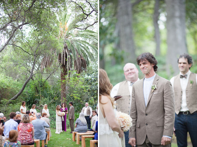 Ojai Twin Peaks wedding