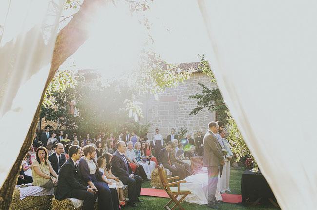 spain ceremony