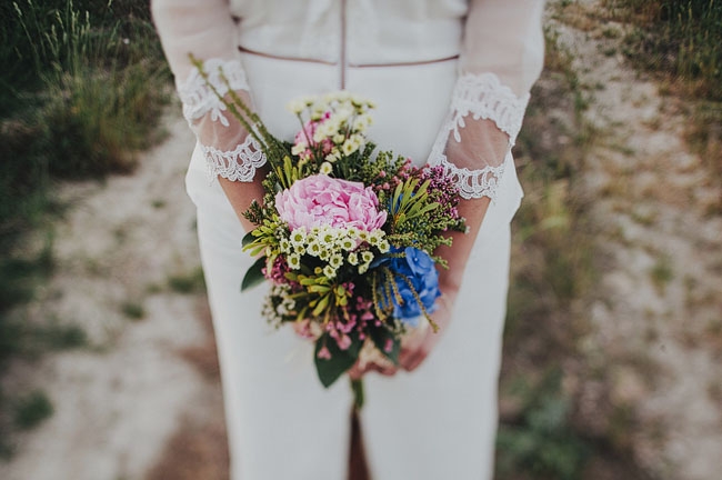 simple Spain bouquet
