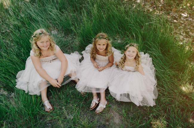 yosemite flower girls